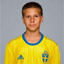 Lucas Kåhed, 2002 (Sweden U17 and IFK Gøteborg)