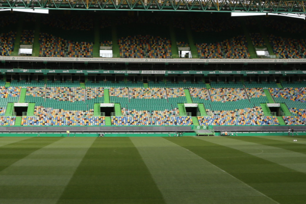 Visit José Alvalade stadium, where Sporting CP plays in