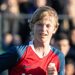 Odin Holm, 2003 (Norge U16 and Vålerenga)