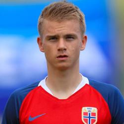Thomas Grevnes Rekdal, 2001 (Norway U18 and FSV Mainz 05)