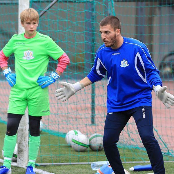 NF Academy Goalkeeper Camp
