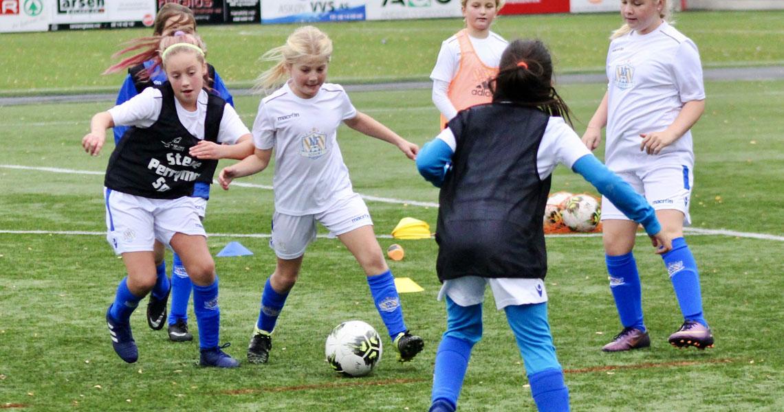 NF Academy Girl Camp