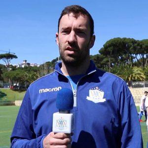 NF Academy Goalkeeper Coach Pedro Cerveira