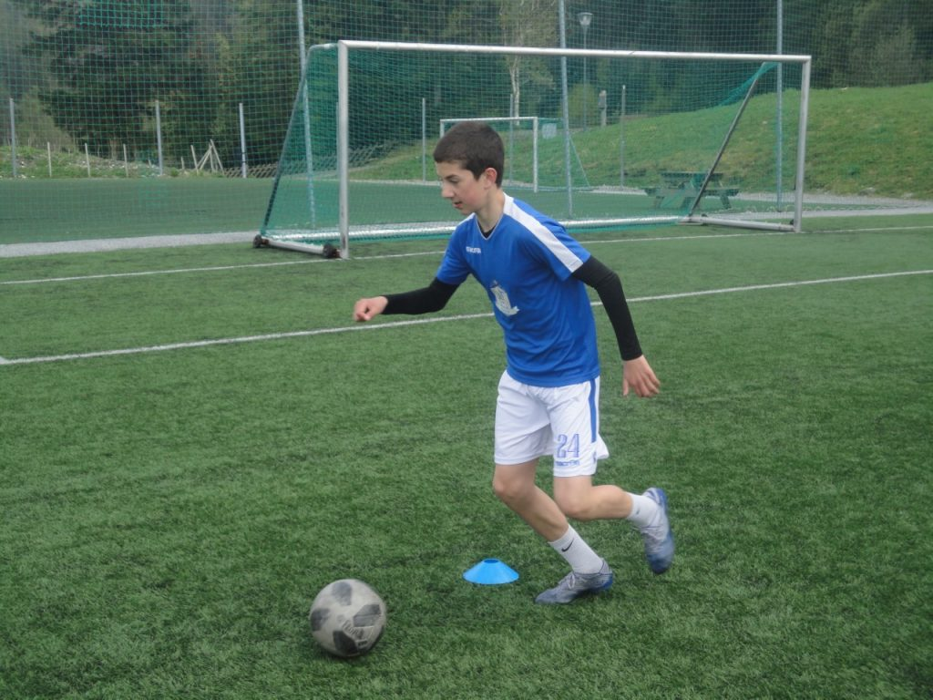 NF Academy Player Elias Giil