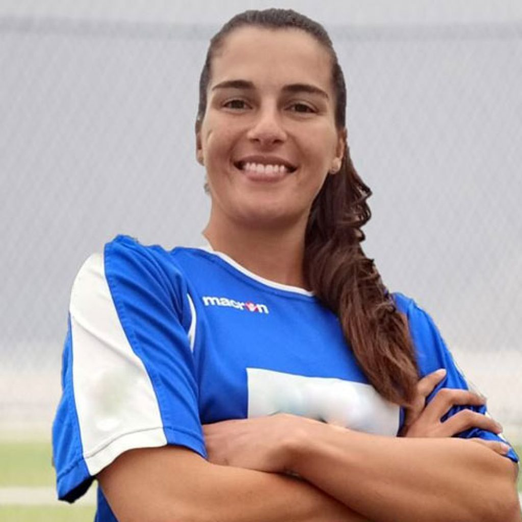 NF Academy Coach Beatriz Teixeira