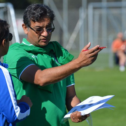 Scouters from Sporting CP will attend to select up to 8 players to join a training week in the Sporting academy.