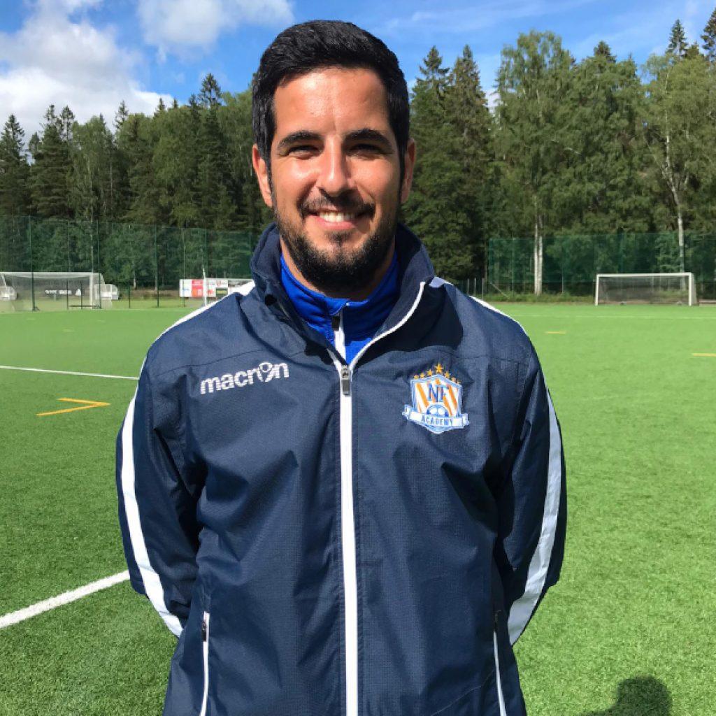 NF Academy Coach - Filipe Costa