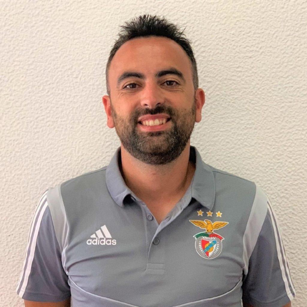 NF Academy Coach - Filipe Machado