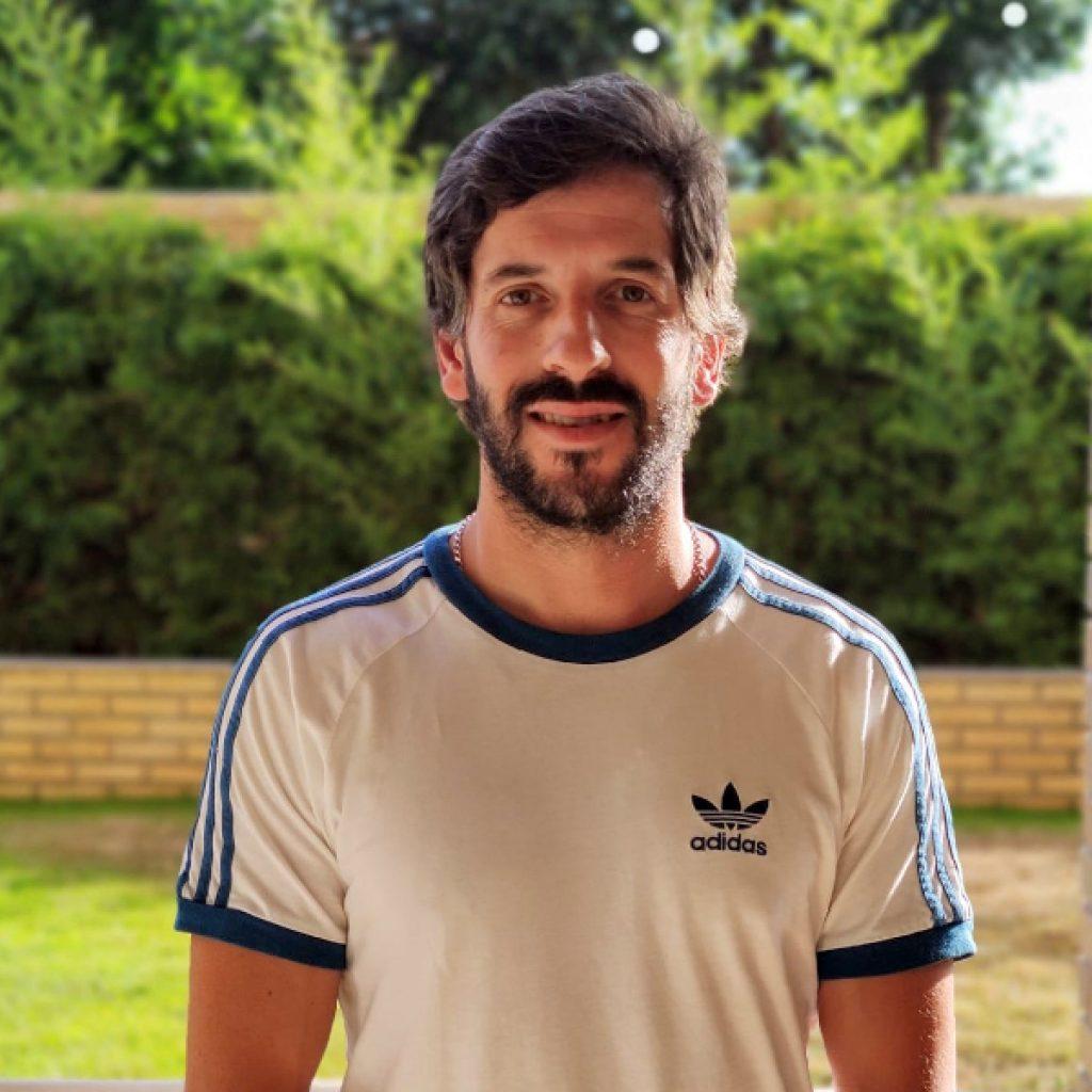 NF Academy Coach - Nuno Madureira