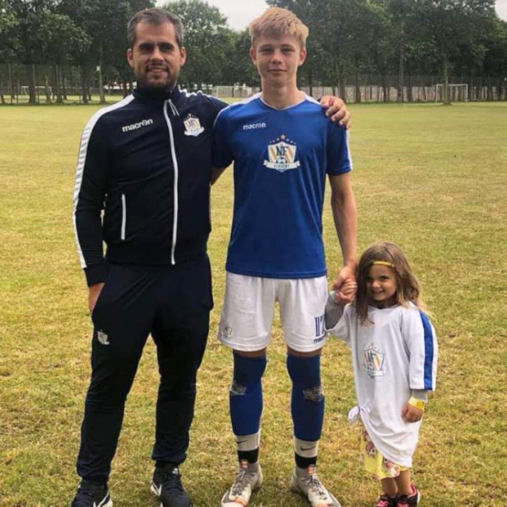 NF Academy Coach - Tiago Ventura