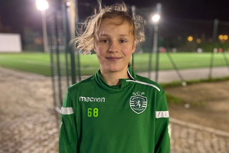 Martine Fenger joined the Sporting CP team in February 2020 after her great performance in several NF programs.