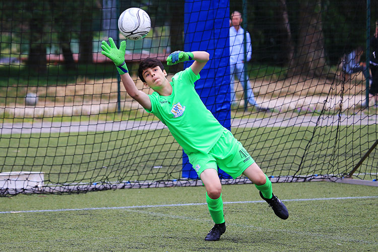 Effective exercises to improve as a Goalkeeper