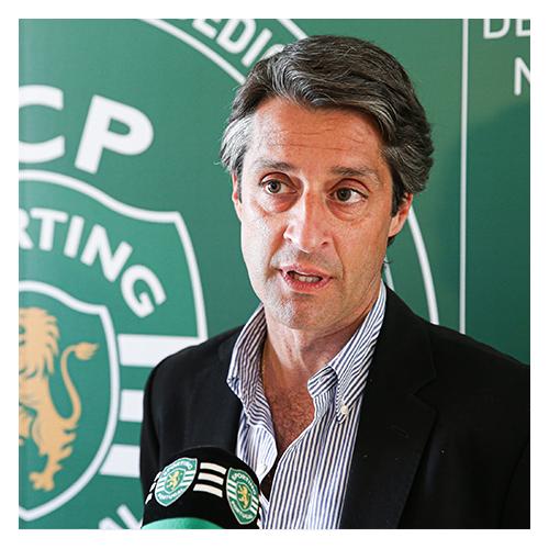Gonçalo Nunes, NF Academy Sports Director