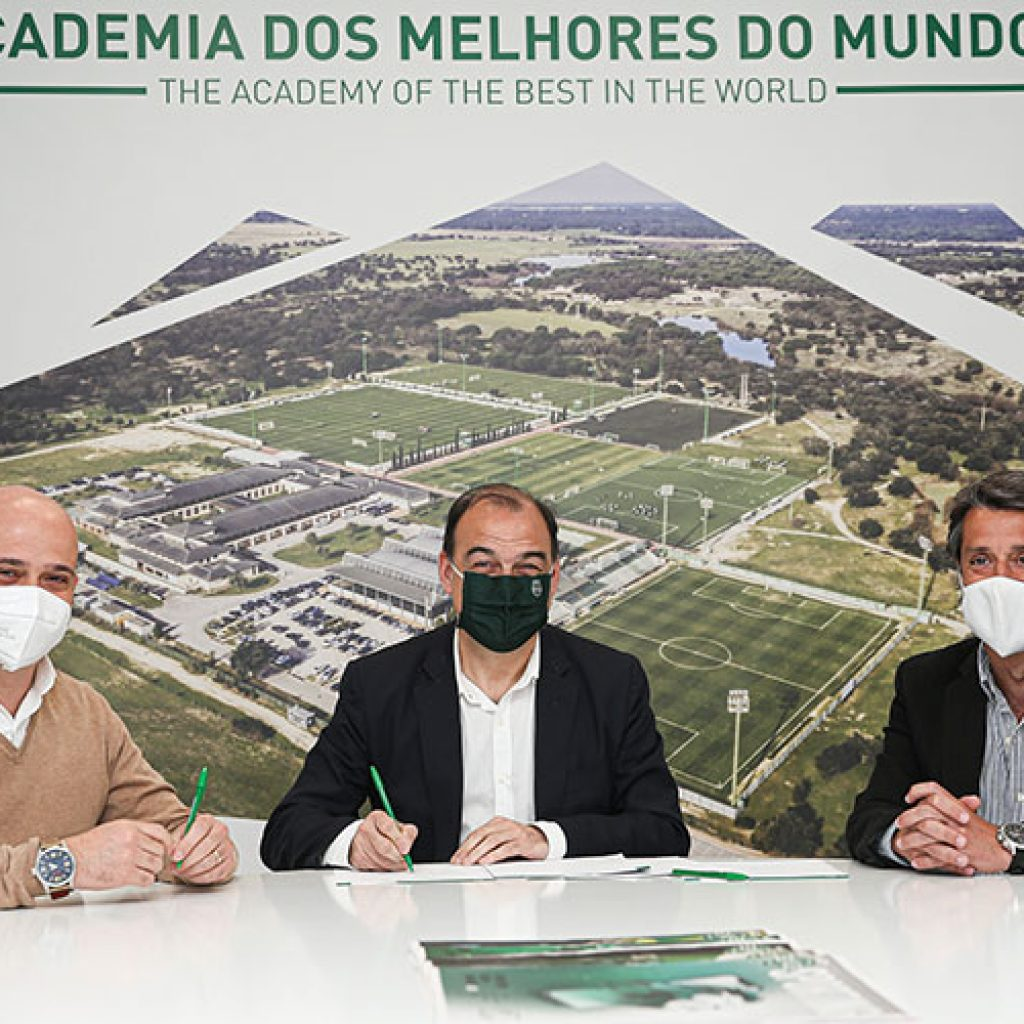 Official Scouting Partner for Sporting CP in Scandinavia