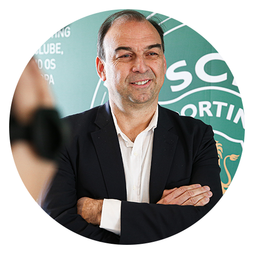 Paulo Gomes, Sporting CP Academy Director