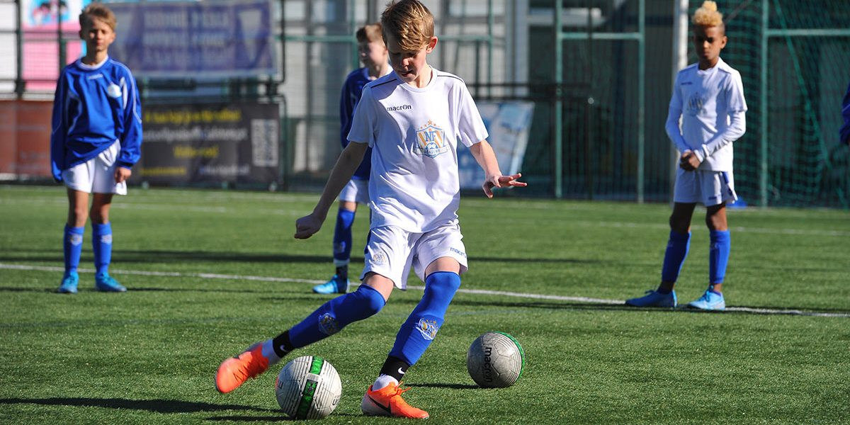 NF Academy Football Training Sessions