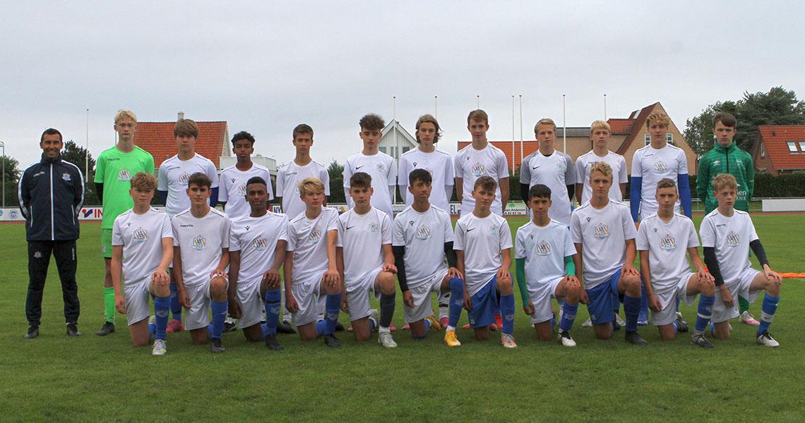 NF Academy Match Camp Salou